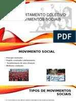 Comportamento Coletivo e Movimentos Sociais
