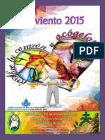 Adviento 2015 - Ciclo C - Abre Tu Corazon y Acogelo