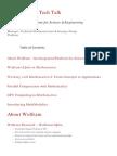 8th Mathematica Technical Talk