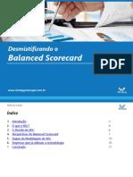 E-Book Desmistificando o Balanced Scorecard Strategy Manager