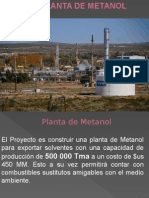 Cap 3 Industrializacion Del Gas Natural 3.4-Metanol