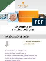 Co Hoi Dau Tu 6 Thang Cuoi 2015