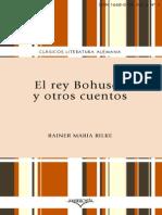 Rilke, Rainer Maria - [ES] El rey Bohusch y otros cuentos (Ambrosía)