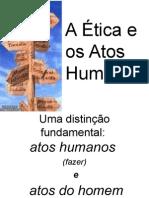 2. Fenomenologia Do Ato Humano