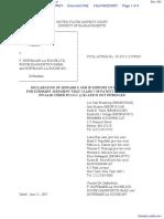 Amgen Inc. v. F. Hoffmann-LaRoche LTD et al - Document No. 542