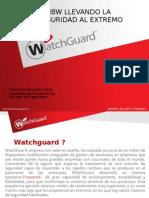 PresentBalanceador de cargaacion de WatchGuard