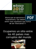 Bicentenario-Orgulloso de Ser Mexicano