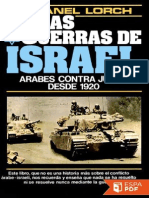 Las Guerras de Israel - Netanel Lorch
