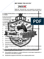 Primer Torneo Fifa