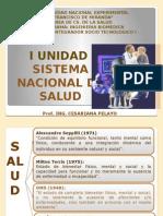 Sistema Nacional de Salud 2.013