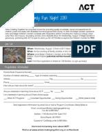 2015 FMG Family Fun Night Registration