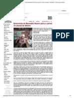 TODAS as ARTES - Entrevista de Benedito Nunes Para o Jornal O Liberal de Belém - Entretextos - Dilson Lages Monteiro