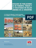 INTA-Catalogo de Poblaciones Criollas de Pimiento Tomate y Zapallo Colectadas en Valles Andinos de La Argentina