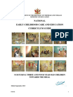edited national curriculum guide ecce