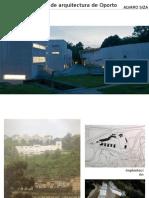 FAUP - Facultad de Arquitectura de Oporto