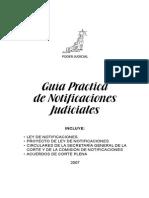 Guia Practica de Notificaciones Judiciales