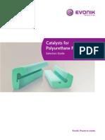 Catalysts for Polyurethane Foam