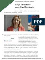 'México, Foco Rojo en Trata de Personas'_ Evangelina Hernández - Aristegui Noticias