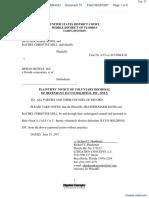 Kotis et al v. Deslin Hotels, Inc. et al - Document No. 37