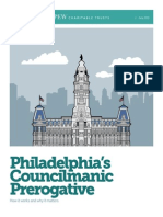 Philadelphia's Councilmanic Prerogative