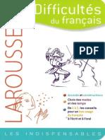 Difficultes Du Francais
