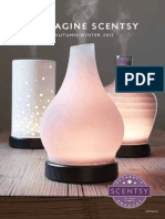 Scentsy Fall/Winter Home Catalogue 15