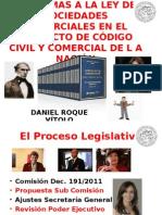 Da Clase Vitolo Reforma de La Ley de Sociedades Presentacion (1)
