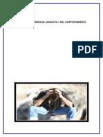 Trabajo de Conducta y Comportamiento