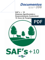 Sistemas Agroflorestais e Desenvolvimento