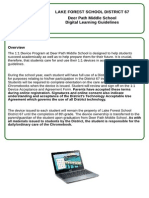 digital learning guidelines 2015-16