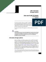 EMC CX4 Disk and Flare OE Matrix