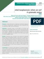 Diagnosing congenital toxoplasmosis