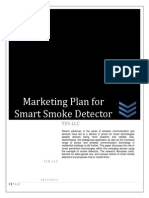 Marketing Plan for Smoke Detector.pdf
