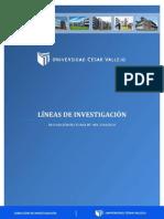 Líneas de Investigación 2015
