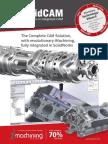 SolidCAM2013 28-Page Brochure Interactive