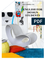 English for Designer