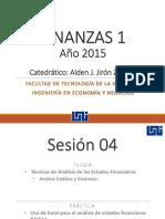 Sesion 04 de Finanzas I UNI 27042015