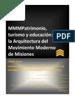Movimiento Moderno Misiones