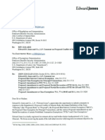 Edward Jones Comment Letter