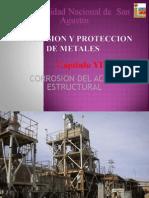 Corrosion VII Acero estructural.ppt