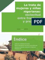 Women s Link Trata de Mujeres y Niñas Africanas
