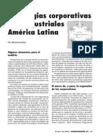 Grain 981 Estrategias Corporativas Agroindustriales America Latina