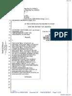Xcentric Ventures, LLC et al v. Stanley et al - Document No. 34