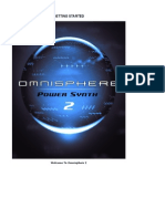 Omnisphere2 Chapter1 Getting Started