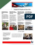 Boletín Cuba de Verdad Nº 105-2015