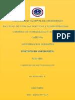 Presentación de Portafolio Final