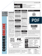 Claremont COURIER Classifieds 7-24-15