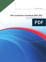 Coordinator's Handbook(2010)