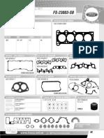 Catalogo Fraco Ford
