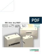 OGi Bloc Dry-OGiV Sealed Lead-Acid Battery